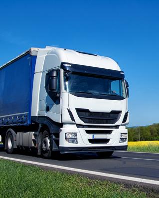 Maanteetransport üle terve Euroopa